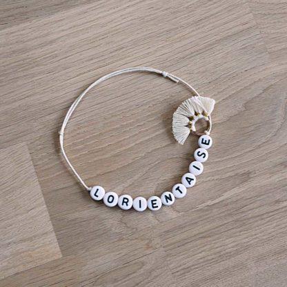 bracelet lorientaise