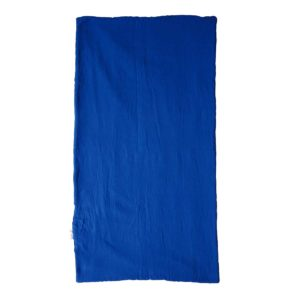couverture nomade bleue