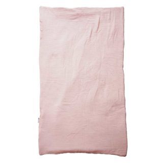 couverture nomade rose