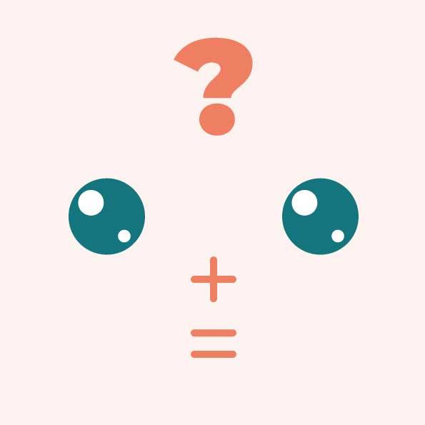 Quelle couleur pour les yeux de mini?