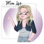 Logo mom lie overbookee