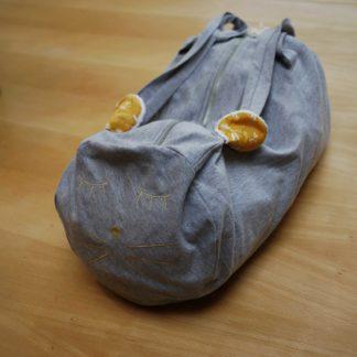 un sac de gym ou pour transporter les jouets