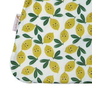 serviette enfant petits citrons